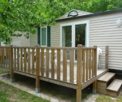 mobil home 4/6 places