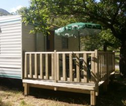 Mobile Home 4 places without sanitaries