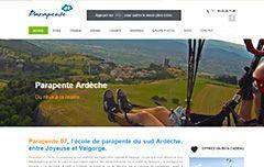 Parapente Ardèche